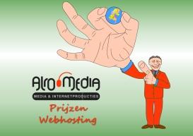 <b>Prijzen webhosting</b>